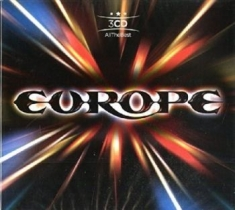 Europe - All The Best (3Cd-Box)