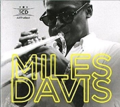 DAVIS MILES - All The Best (3Cd-Box)