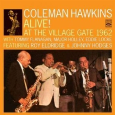Hawkins Coleman - Alive! At The Village Gate 1962, Fe