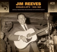 Reeves Jim - Singles And Eps 1949-62