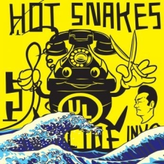 Hot Snakes - Suicide Invoice (Re-Issue)