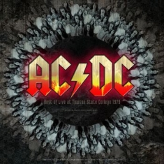 AC/DC - Best Of Live At Towson State 1979