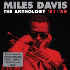 DAVIS MILES - Anthology '51-'55 (5Cd-Box)