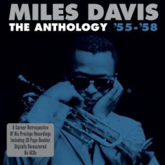 DAVIS MILES - Anthology '55-'58 (5Cd-Box)