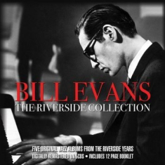 Evans Bill - Riverside Collection (5Cd-Box)