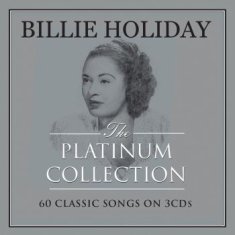 Holiday Billie - Platinum Collection (3Cd)