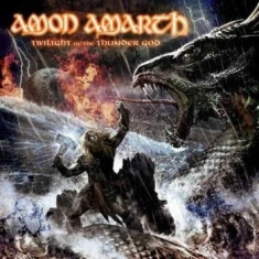 Amon Amarth - Twilight Of The Thunder God - 180G