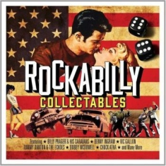 Blandade Artister - Rockabilly Collectable (3Cd)