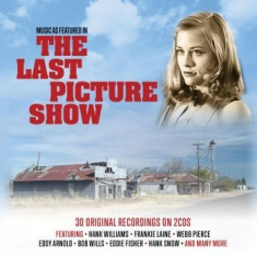 Blandade Artister - Last Picture Show (2Cd)