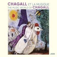 Blandade Artister - The Music World Of Chagall in the group CD / Upcoming releases / Pop at Bengans Skivbutik AB (2896224)
