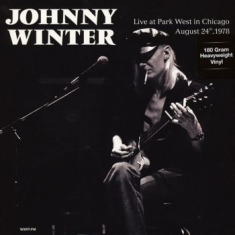 Winter Johnny - Live At Park West In Chicago 1978