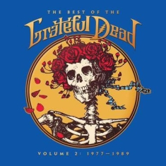 Grateful Dead - The Best Of The Grateful Dead,
