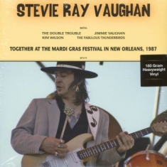 Vaughan Stevie Ray - Mardi Gras Festival New Orleans '87