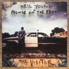 Neil Young + Promise Of The Re - The Visitor (Vinyl)