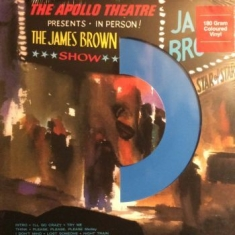 Brown James - Live At The Apollo - Coloured Vinyl