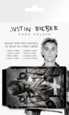 Justin Bieber - Justin Bieber Card Holder Wallet