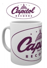 Capitol Records - Capitol Records Mug
