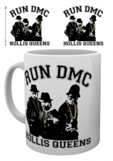 Run DMC - Run DMC Mug Hollis Queens