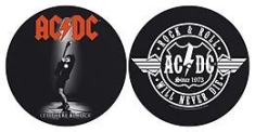 AC/DC - Let There be rock / Rock and Roll SLIPMATS in the group Julspecial19 at Bengans Skivbutik AB (2996107)