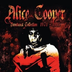 Cooper Alice - Broadcast Collection 1971-95