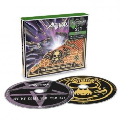 Anthrax - We've Come For You All/ The Greater