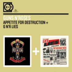 Guns N' Roses - Appetite For Destruction + Gnr Lies
