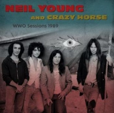 Neil Young - Wwo Session 1989 Fm Broadcast