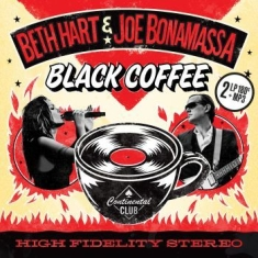 Beth Hart & Joe Bonamassa - Black Coffee (2Lp)