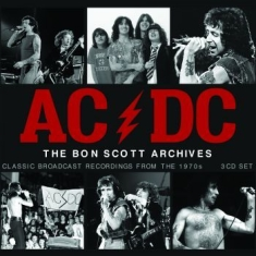 AC/DC - Bon Scott Archives The (3 Cd)