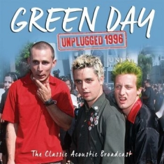Green Day - Unplugged (Broadcast 1996)
