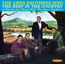 Ames Brothers - Sing The Best In The Country / Word