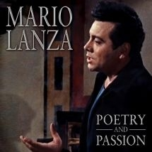 Lanza Mario - Poetry And Passion in the group CD / Upcoming releases / Pop at Bengans Skivbutik AB (3034761)