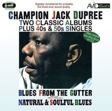 Dupree Champion Jack - Two Classic Albums