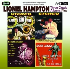 Hampton Lionel - Three Classic Albums