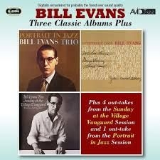 Evans Bill - Three Classic Albums