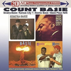 Basie Count - Four Classic Albums