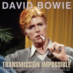 Bowie David - Transmission Impossible (3Cd)