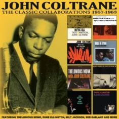 Coltrane John - Classic Collaborations The (4 Cd) 1