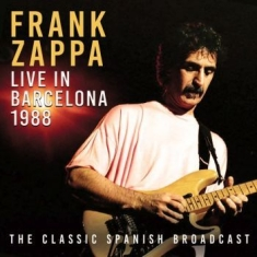 Frank Zappa - Live In Barcelona 1988 2 Cd (Live B