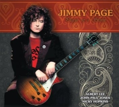 Jimmy Page - Playing Up A Storm