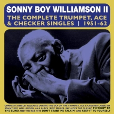 Williamson Sonny Boy - Complete Trumpet, Ace & Checker Sin