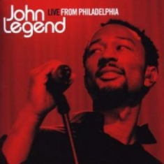 John Legend - Live From Philadelphia (Import)
