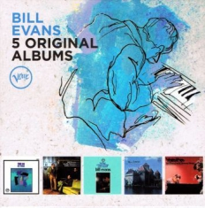 Evans Bill - 5 Original Albums (Import)