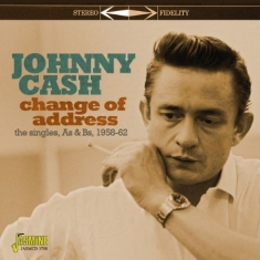 Cash Johnny - Change Of Address