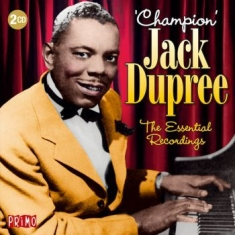 Dupree Champion Jack - Essential Recordings