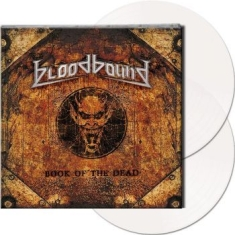 Bloodbound - Book Of The Dead (Ltd. Gtf. Clear 2