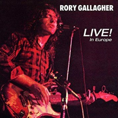 Rory Gallagher - Live In Europe (Vinyl)