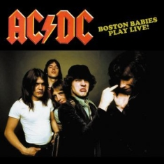 AC/DC - Boston Babie Play Live 78 (Yellow)