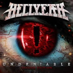 Hellyeah - Unden!Able -  Deluxe Edition