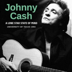 Cash Johnny - A Lone Star State Of Mind (Live Bro